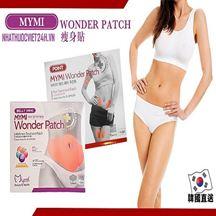 Miếng dán mỡ bụng MYMI Wonder Patch