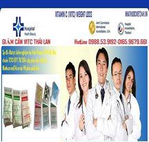 Giảm cân VITC Thái Lan