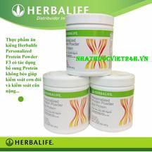 Bột ăn kiêng Protein Herbalife F3