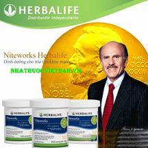 Thực phẩm hỗ trợ tim mạch Niteworks Herbalife