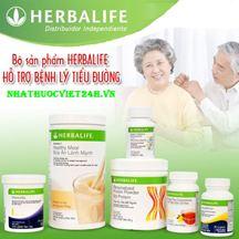 Bộ Herbalife cho người tiểu đường