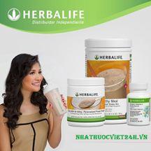 Bộ 3 sữa giảm cân Herbalife cơ bản