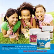 Sữa bột dinh dưỡng Herbalife Kids Shake cho trẻ em