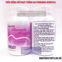 Viên uống nở ngực Pueraria Mirifica Thái Lan