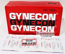 Thuốc Đặt Phụ Khoa Gynecon
