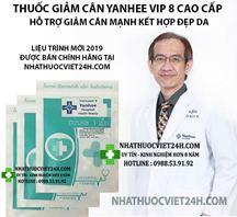 Liệu Trình Giảm Cân Cao Cấp Vip 8 Yanhee Thái Lan