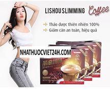 Cafe Siêu Giảm Cân Lishou Slimming Coffee