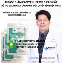 THUỐC GIẢM CÂN YANHEE VIP 5