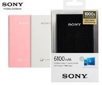 Pin sạc dự phòng Sony CP-V6