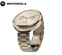 Moto 360 (dây sắt vàng champagne)