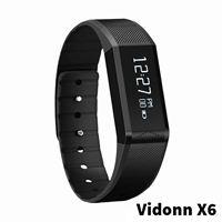 Vòng tay thông minh Vidonn X6
