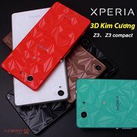 Miếng dán Kim Cương 3D cho Xperia