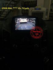 MÀN HÌNH DVD WORCA S90 CHO CHEVROLET ORLANDO
