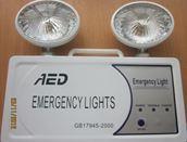ĐÈN SỰ CỐ AED LOẠI 1