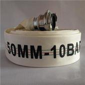 Vòi chữa cháy PVC D50-10BAR-20M+Khớp nối Ø50:KD51