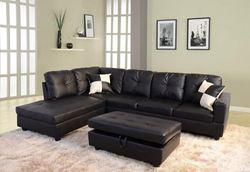 Bộ sofa da cao cấp TC Xuất Mỹ  (SF-12)
