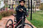 Tặng xe đạp cho trẻ em có người thân cai thuốc lá ở Thổ Nhĩ Kỳ