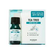 Tinh Dầu Trị Mụn Skinfood Tea Tree Spot Oil
