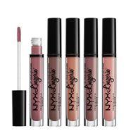 Son Kem Lì NYX Lingerie Liquid Lipstick