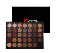 Bảng Phấn Mắt Morphe Eyeshadow Palette 35F - Fall Into Frost