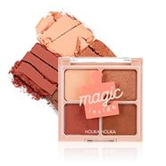 Bảng Mắt Tone Cam Đất Holika Holika Piece Matching Shadow Palette No.4 Orange Velvet