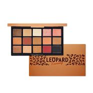 Bảng Phấn Mắt Etude House Play Color Eye Palette Leopard Runway