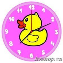 Tranh gắn đá đồng hồ kèm khung - DHK048. Kích thước: 30*30