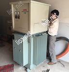 ỔN ÁP LIOA NGÂM DẦU 500KVA