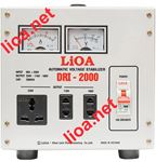 Bán Giá Tốt Lioa DRI-2000 (Lioa 2kVA)