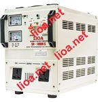 Kích Thước Lioa 10kVA Model SH; DRI; DRII