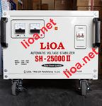 ỔN ÁP LIOA SH 25KVA