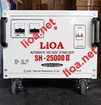 LIOA 25KVA DAI THUONG 150V-250V