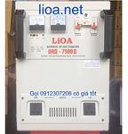 LIOA 7,5KVA 1PHA DAI 50V-250V