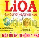 Bảo hành ổn áp lioa tại  Bắc Giang