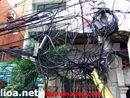 Điện không ổn định làm hỏng thiết bị điện
