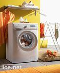 Điện yếu ảnh hưởng đến máy giặt.