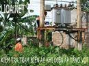 Dùng ổn áp lioa tránh điện áp lưới tăng