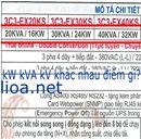 kW kVA kV khác nhau điểm gì?
