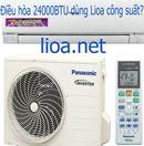Điều hòa 24000BTU dùng Lioa công suất?