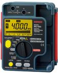 Đồng hồ đo điện trở cách điện megaohm Sanwa MG1000