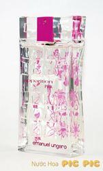 Nước Hoa Nữ Emanuel Ungaro Apparition Pink EDT 90ml