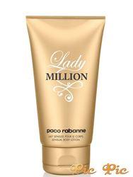 Kem Dưỡng Thơm Mịn Paco Rabanne Lady Million 150ml