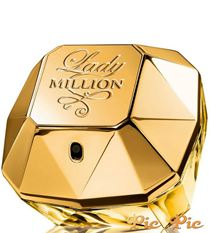 Nước Hoa Nữ Paco Rabanne Lady Million Edp 80ml