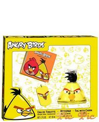 Gift Set Nước Hoa Baby Unisex Angry Birds Yellow Bird Edt 50ml