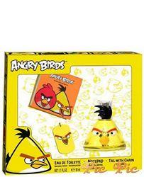 Gift Set Nước Hoa Baby Unisex Angry Birds Yellow Bird Edt 50ml