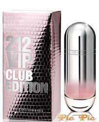 Nước hoa nữ 212 VIP Club Edition Edt 80ml