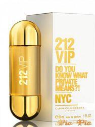 Nước Hoa Nữ Carolina Herrera 212 VIP Edp 30ml