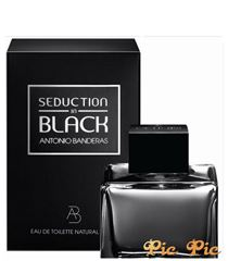 Nước Hoa Nam Antonio Banderas Seduction in Black Edt 100ml
