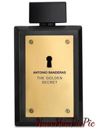 Nước Hoa Nam Antonio Banderas The Golden Secret Edt 100ml