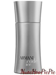 Nước Hoa Nam Giorgio Armani Code Ice Edt 75ml